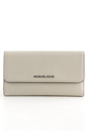 "Michael Kors Wallet ""Mercer LG Trifold Wallet Leather Cement"" cream"