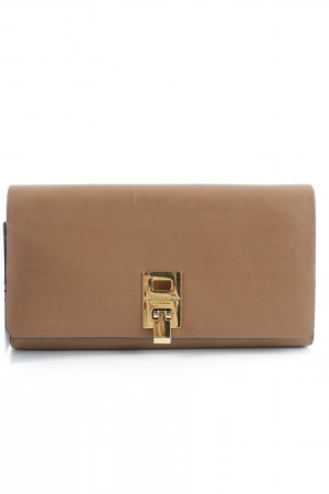 "Michael Kors Wallet ""Miranda Continental Wallet Luggage"" light brown"