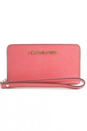 Michael Kors Wallet neon red elegant