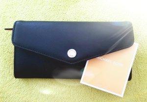 Michael Kors Wallet black-violet leather