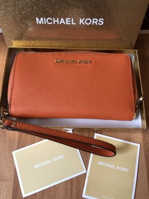 Michael Kors Wallet orange
