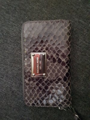 Michael Kors Mobile Phone Case grey brown-brown