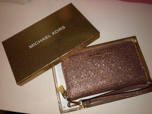 Michael Kors Wallet rose-gold-coloured