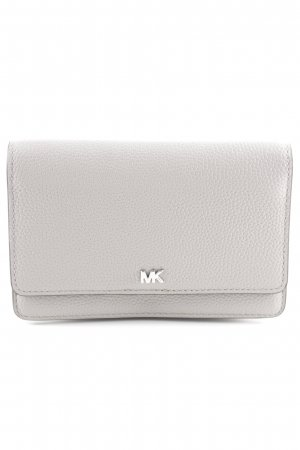 "Michael Kors Geldbörse ""Phone Crossbody Bag Pearl Grey"" grau"