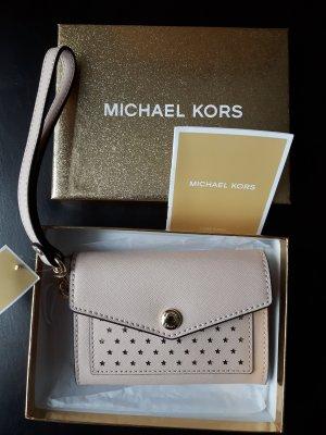 Michael Kors Geldbörse, Portemonnaie Farbe Soft Pink, Gold Neu in OVP