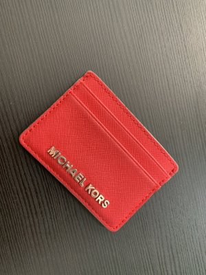 Michael Kors Geldbörse rot