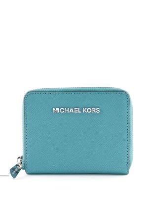 Michael Kors Portafogli turchese-argento stile professionale