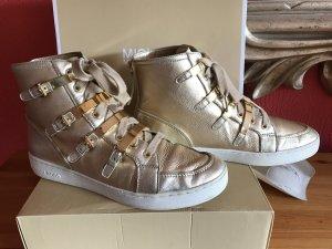 Michael Kors Gold Sneaker 39 groß ausfallend (39,5), letzte Reduzierung