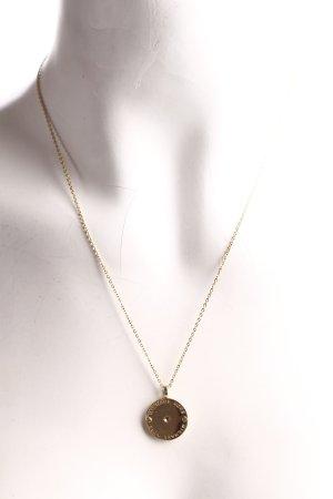 Michael Kors Goldkette goldfarben Eleganz-Look