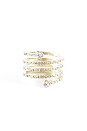 Michael Kors Gold Ring gold-colored elegant