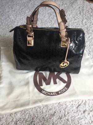 Michael Kors Grayson LG Black Handtasche