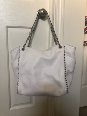 Michael Kors Tote white leather