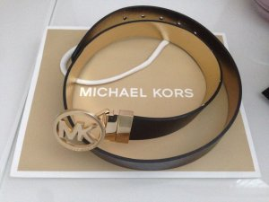 Michael Kors Gürtel S dunkelbraun