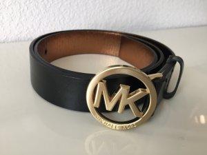 Michael Kors Cintura di pelle nero