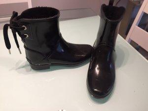 Michael Kors Slip-on Booties black