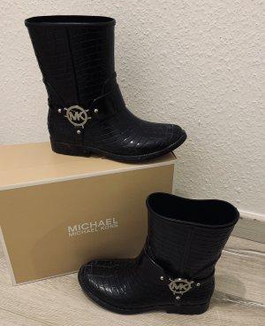 Michael Kors Wellington laarzen zwart