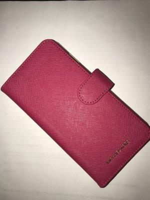 Michael Kors Hoesje voor mobiele telefoons roze-goud