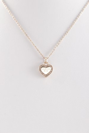 "Michael Kors Necklace ""Ladies Brilliance Necklace Rosegold"""