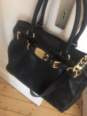 Michael Kors Hamilton Bag Black