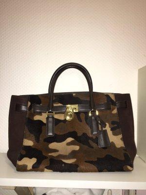 Michael Kors Hamilton Camouflage