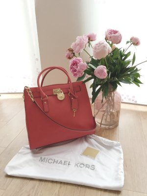 Michael Kors Hamilton in Watermelon