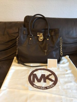 Michael Kors Hamilton Large - Dark Brown