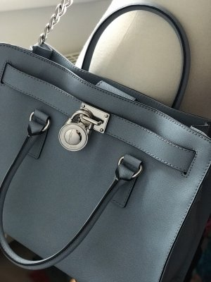 Michael Kors * Hamilton * Satchel * powder blue * NEU!!!