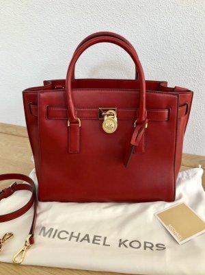 Michael Kors Carry Bag red