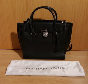 Michael Kors Hamilton Traveler black