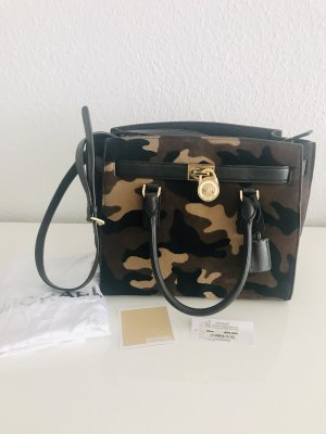 Michael Kors Sac Baril multicolore cuir