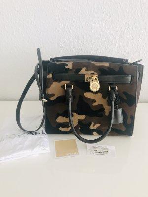 Michael Kors Hamilton Traveller Bag Camouflage