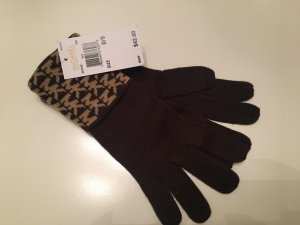 Michael Kors Gloves bronze-colored