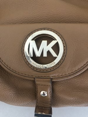 Michael Kors Borsellino color cammello