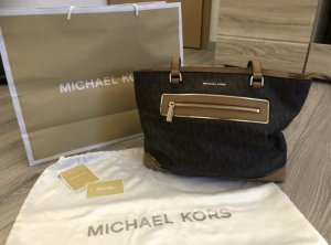 Michael Kors Carry Bag light brown-dark brown