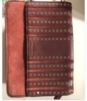 Michael Kors Bandolera color oro-bermejo
