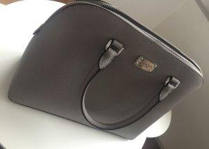 Michael Kors Handbag silver-colored leather