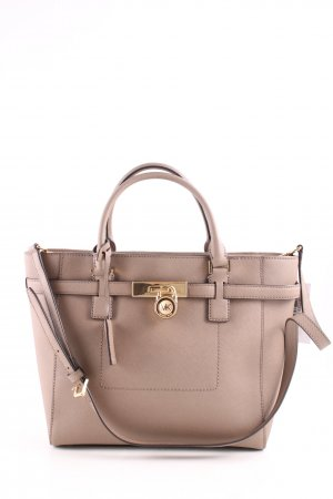 Michael Kors Handtasche nude Business-Look
