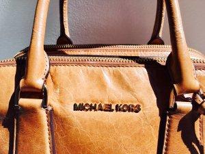 Michael Kors Handtasche Alexis LG Satchel Leder mit Staubbeutel/Kaufbeleg