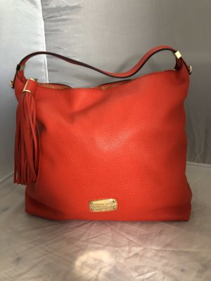 Michael Kors Sac à main orange fluo
