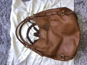 Michael Kors Handbag cognac-coloured-brown