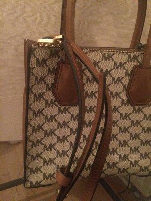Michael Kors Shoulder Bag brown-beige