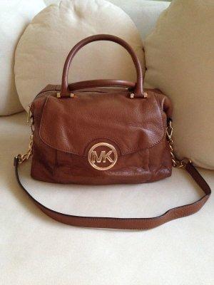 MICHAEL KORS Handtasche Braun Damen Tasche Schultertasche Tragetasche neuwertig!