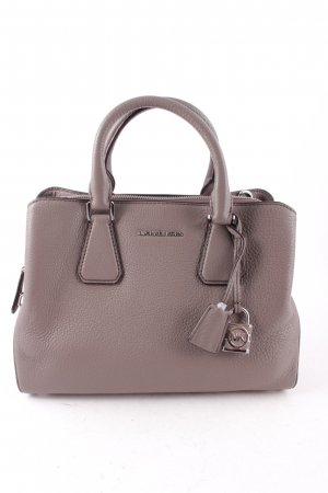 "Michael Kors Handtasche ""Camille MD Satchel Bag Leather Cinder"" taupe"