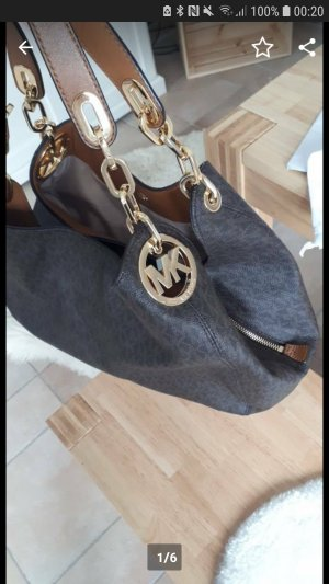 Michael Kors Shopper gold-colored-brown