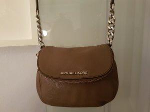 Michael Kors Sac à main gris brun cuir