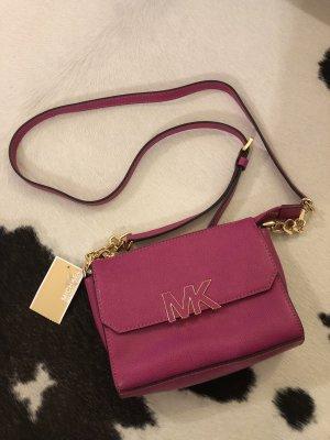 Michael kors Handtasche clutch Tasche neu pink Gold shopper Leder florence