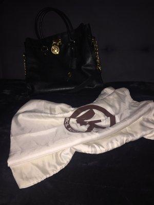 Michael Kors Shopper black leather
