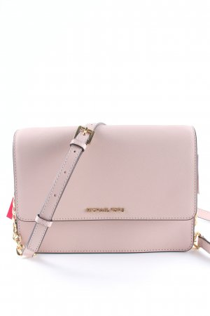 "Michael Kors Handtasche ""Daniela Large Crossbody Leather Soft Pink"" altrosa"