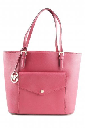 Michael Kors Handtasche pink Webmuster Business-Look