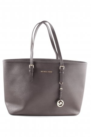 Michael Kors Handtasche braun Business-Look
